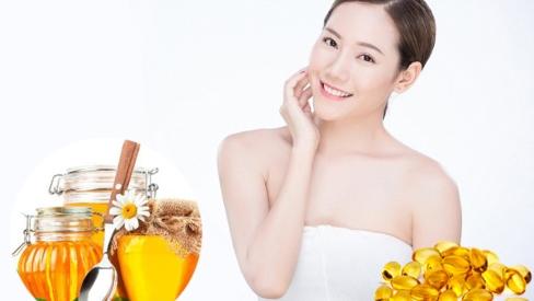 Sở hữu làn da trắng mịn với vitamin E