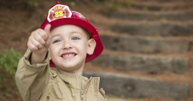 Dạy con 7 kỹ năng thoát hiểm khi gặp hỏa hoạn để sinh tồn-1