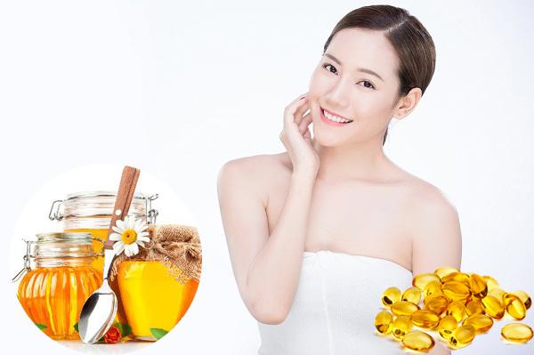 Sở hữu làn da trắng mịn với vitamin E-1