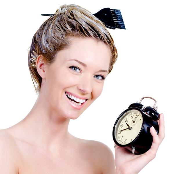 Cách nhuộm tóc tại nhà lên màu như ngoài tiệm-3