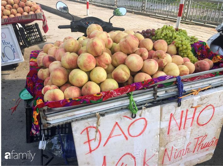 Đào Sapa to mọng giá 20.000 đồng/1 kg bán đầy đường nhưng nguồn gốc xuất xứ còn bỏ ngỏ-3