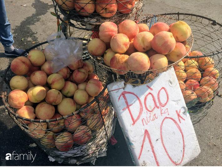 Đào Sapa to mọng giá 20.000 đồng/1 kg bán đầy đường nhưng nguồn gốc xuất xứ còn bỏ ngỏ-5