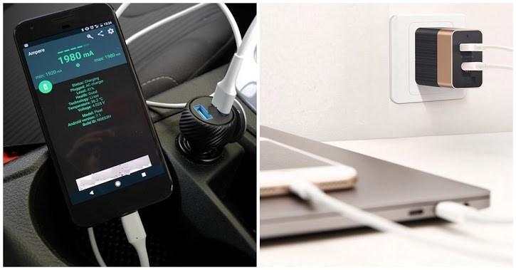 Nguy cơ cháy nổ khi sạc điện thoại, laptop trên ô tô-1