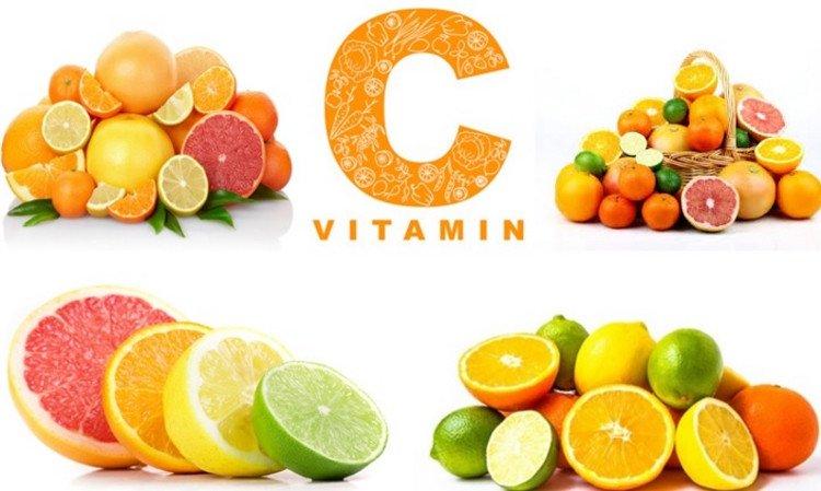 Tổng hợp các loại rau quả giàu vitamin C giúp da trắng mịn đẹp tự nhiên-1