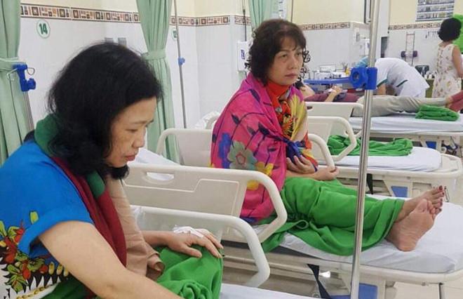 9 du khách nhập viện sau ăn trưa ở Đà Nẵng, thịt heo nhà hàng nhiễm Ecoli-2