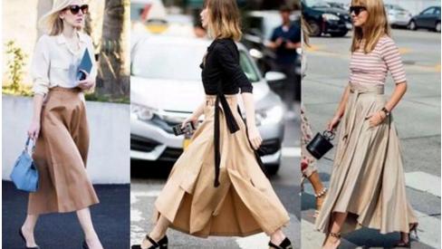 Top 3 kiểu chân váy cho nàng mùa thu xinh xắn