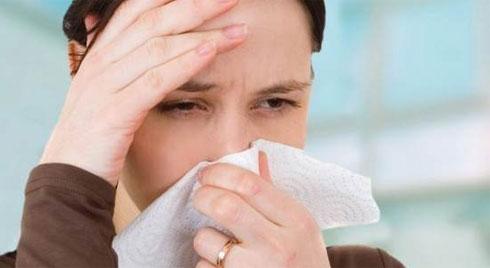 Kinh nghiệm dân gian chữa viêm mũi dị ứng