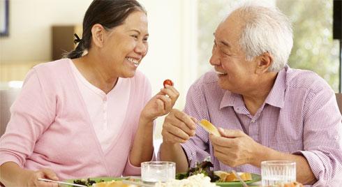 Chế độ ăn cho người bị đột quỵ