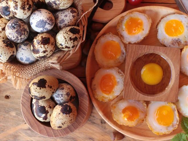 Trứng cút và những công dụng bất ngờ-1