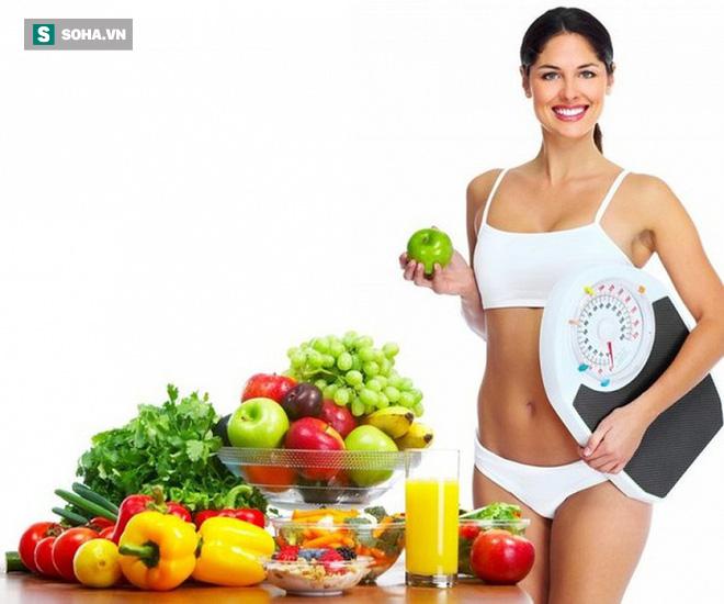 Không có thời gian để tập thể dục, ăn uống thế nào để giảm cân hiệu quả?-1