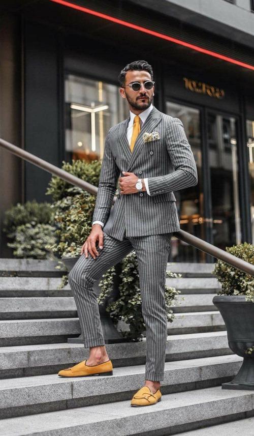 5 kiểu quần dìm phong cách quý ông-1