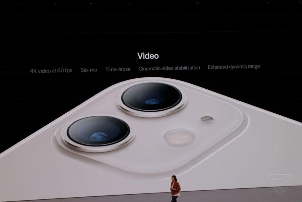 Apple ra mắt iPhone 11, giá từ 699 USD đến 1.099 USD-16