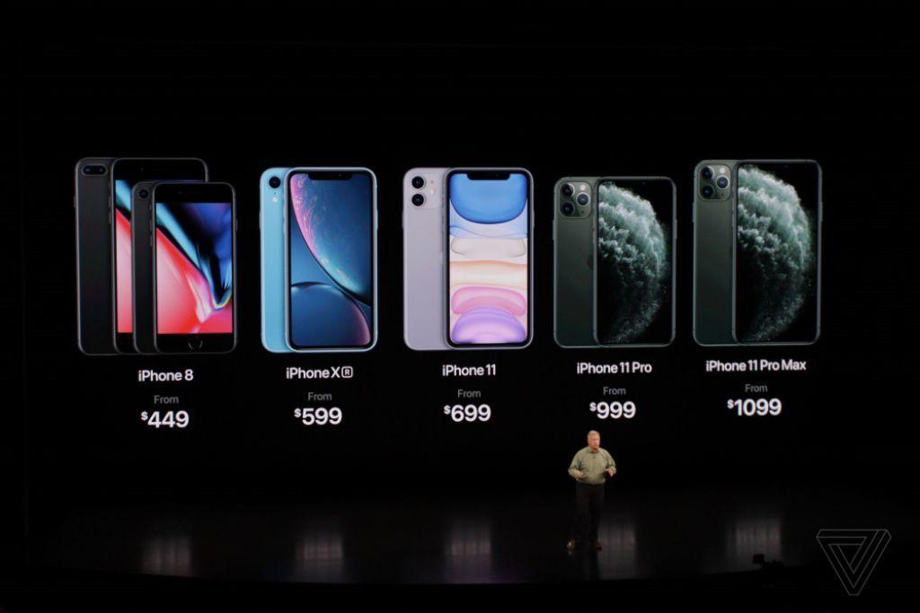Apple ra mắt iPhone 11, giá từ 699 USD đến 1.099 USD-25