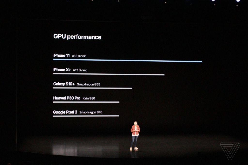 Apple ra mắt iPhone 11, giá từ 699 USD đến 1.099 USD-18