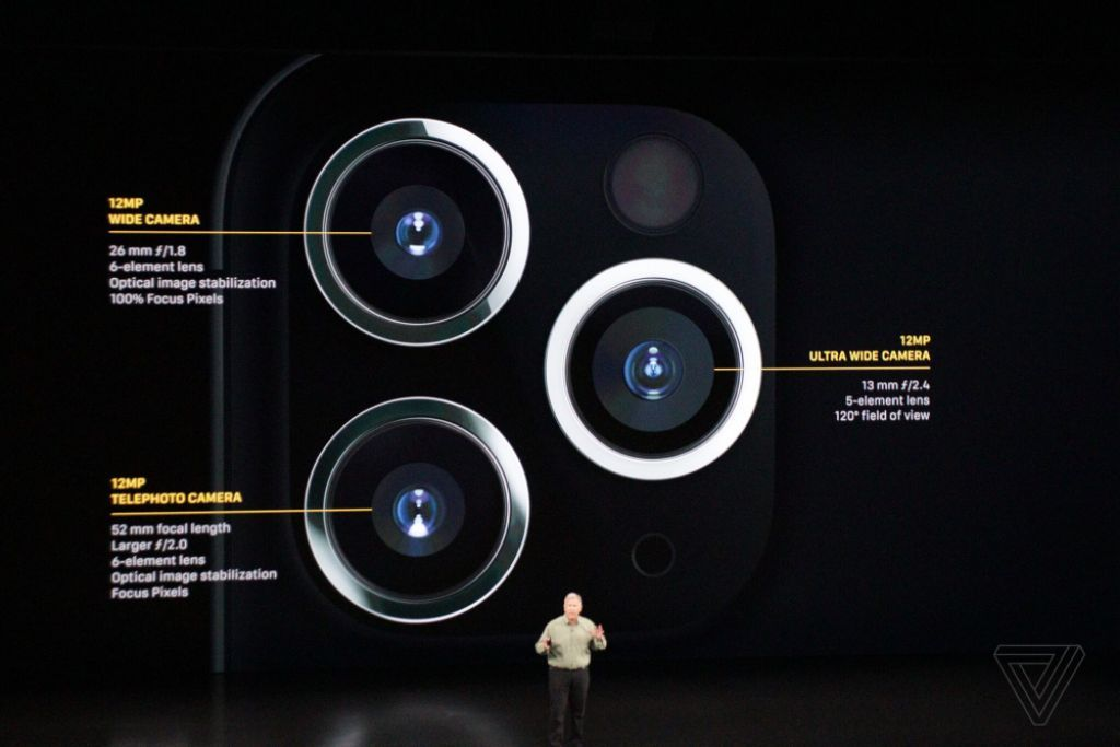 Apple ra mắt iPhone 11, giá từ 699 USD đến 1.099 USD-24
