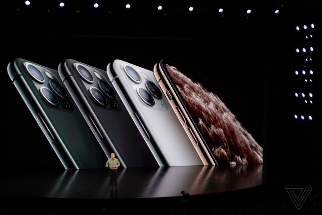Apple ra mắt iPhone 11, giá từ 699 USD đến 1.099 USD-21