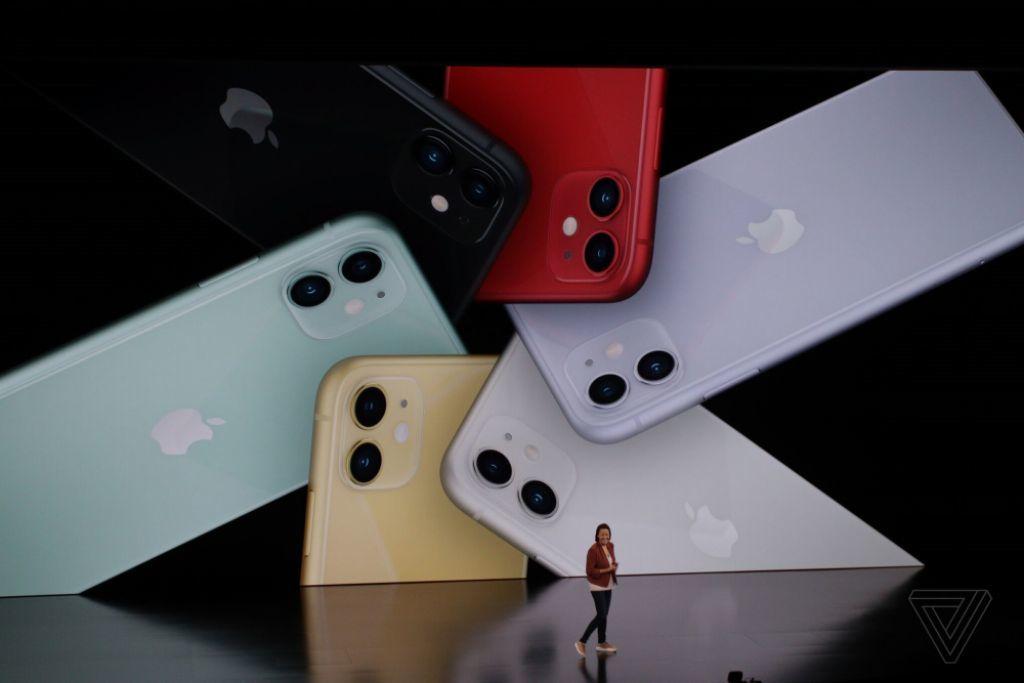 Apple ra mắt iPhone 11, giá từ 699 USD đến 1.099 USD-14