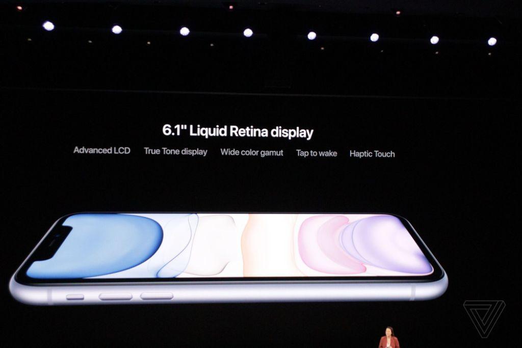 Apple ra mắt iPhone 11, giá từ 699 USD đến 1.099 USD-12