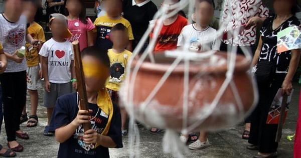 Bé gái 10 tháng tuổi bị thủng củng mạc vì mảnh vỡ của trò chơi Trung thu-1