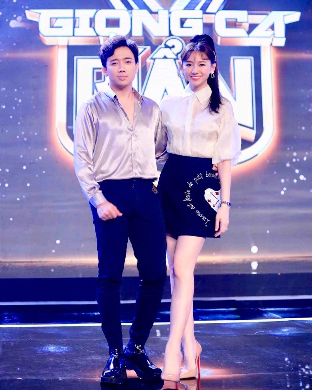 Chẳng cần độn giày, Trấn Thành vẫn vượt mặt Hari Won với loạt mẹo phối đồ hay ho-4