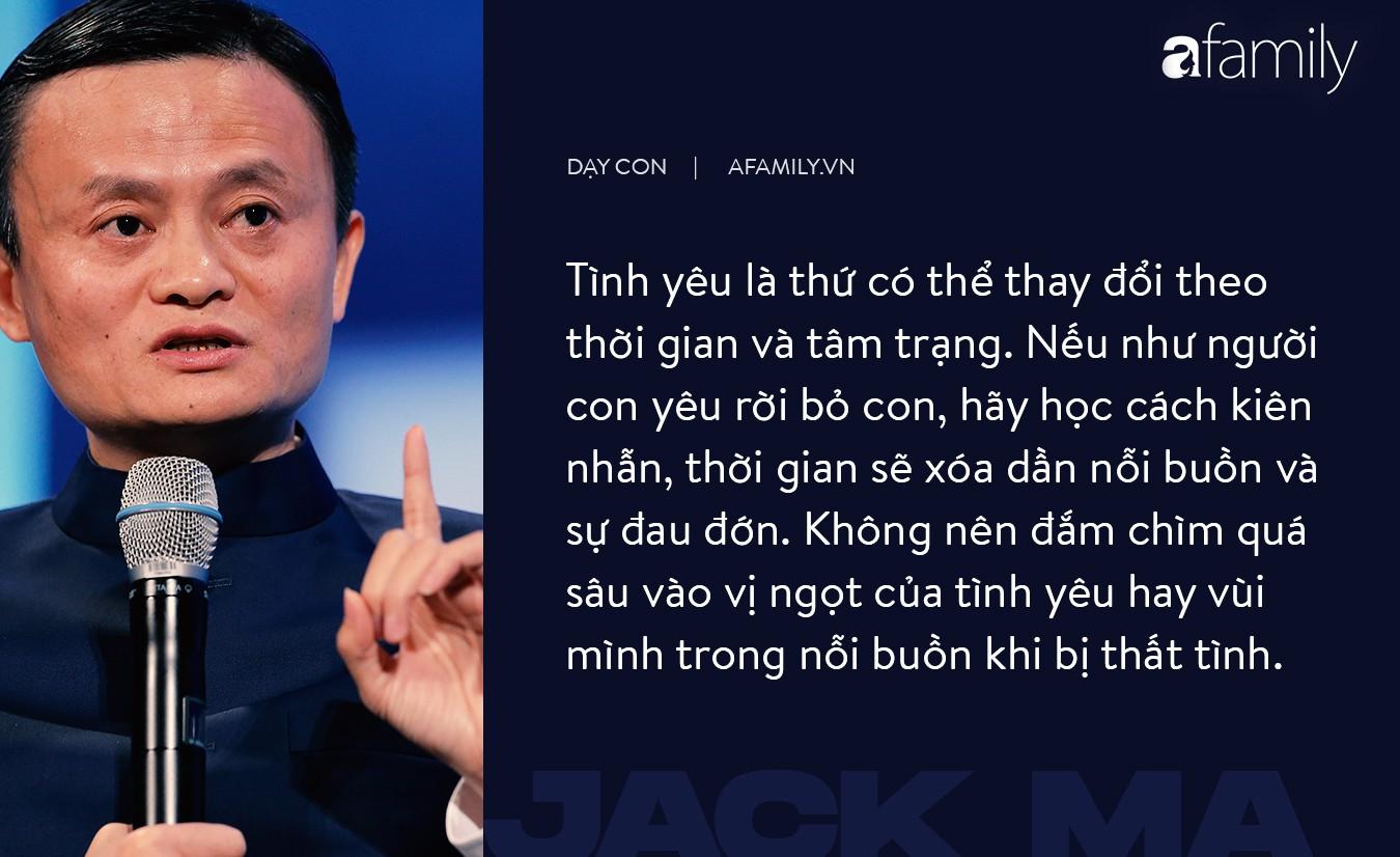 9 điều dạy con không thể thấu đáo hơn của  tỉ phú Jack Ma-4