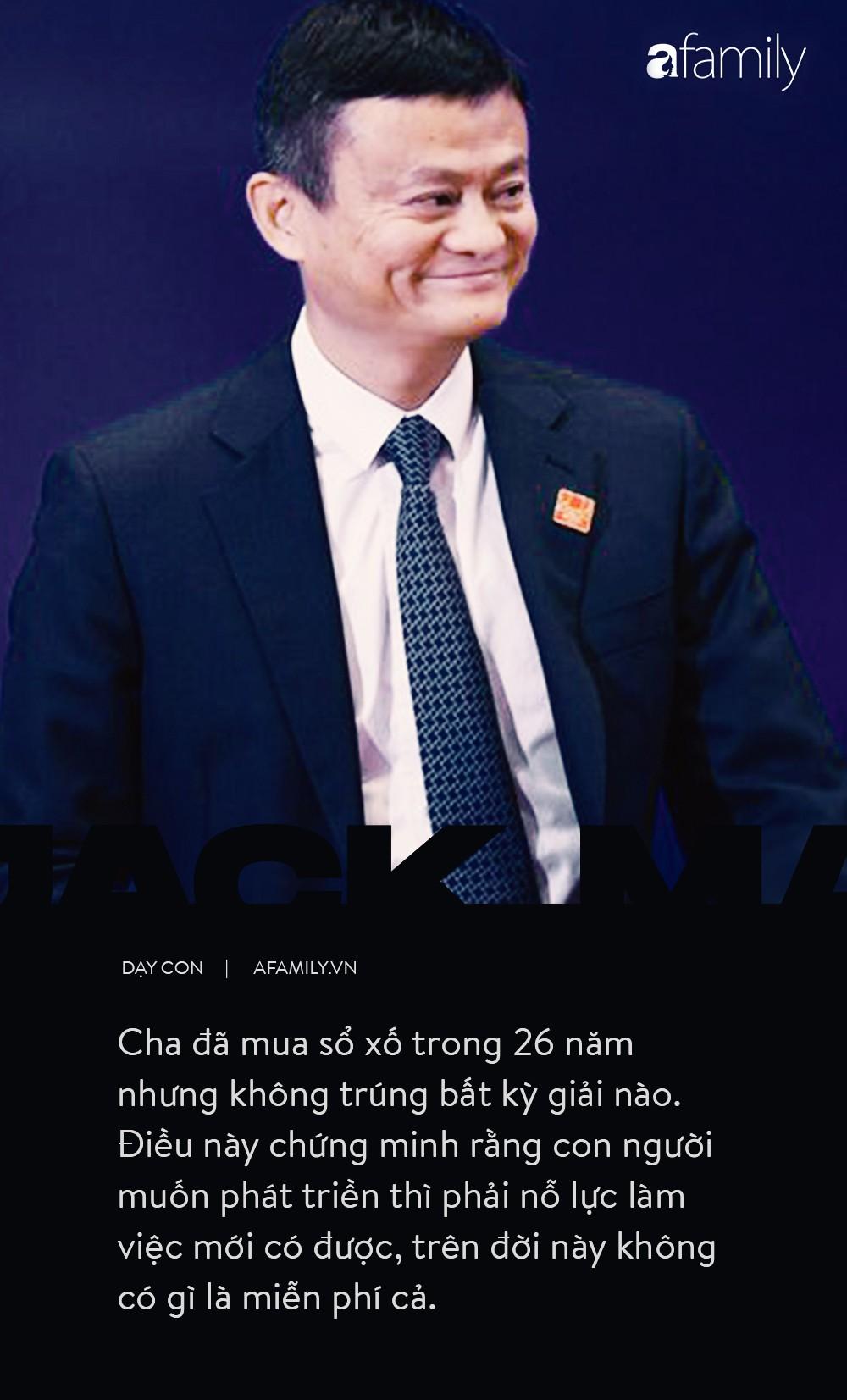9 điều dạy con không thể thấu đáo hơn của  tỉ phú Jack Ma-8