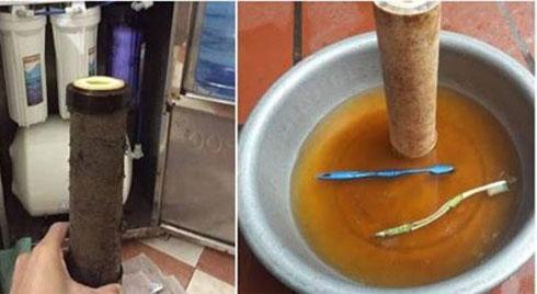 Những sai lầm vô cùng nguy hại khi sử dụng máy lọc nước gia đình