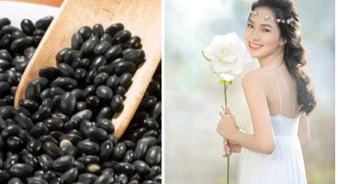 Cách nấu nước đậu đen giúp đẹp da, chống lão hóa
