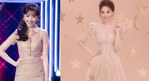 """Một thời lộ nội y kém duyên với váy xuyên thấu, Hari Won bây giờ """"cân"""" đẹp mọi thiết kế"""