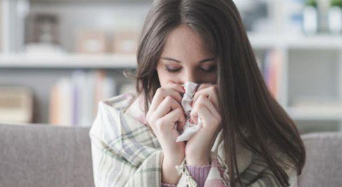 Mẹo hay giúp trị cảm lạnh và cúm hiệu quả và đơn giản