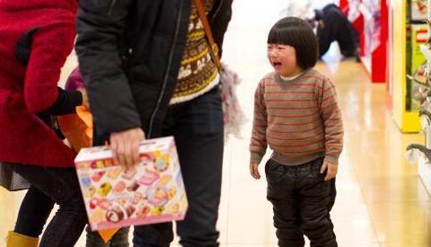 5 điều cha mẹ nên làm để trẻ không vòi vĩnh