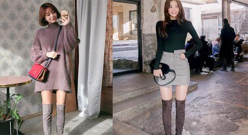 """5 gợi ý giúp nàng diện  boots mùa lạnh """"chuẩn không cần chỉnh"""""""