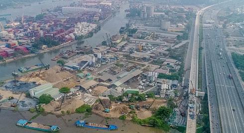 Lộ diện đại gia bất động sản đầu tư dự án khu đô thị trên khu đất 30ha nhà máy xi măng lâu đời nhất TP.HCM