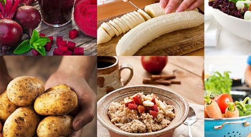 Thực phẩm dành cho người huyết áp cao