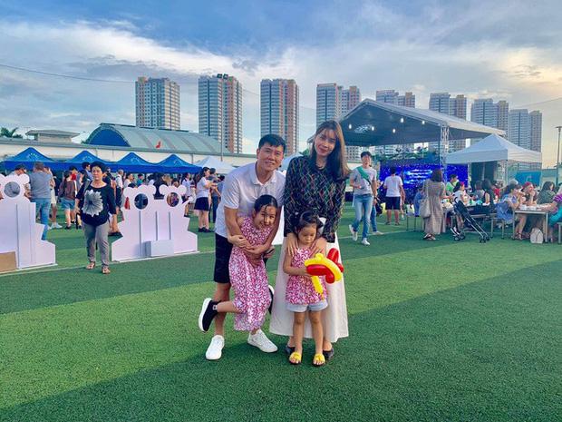 Trước khi đường ai nấy đi, vợ chồng Lưu Hương Giang - Hồ Hoài Anh từng là một cặp bài trùng trong cách dạy con-4