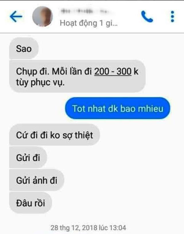 Lộ tin nhắn thầy giáo Thái Bình bị tố gạ tình học sinh cũ-2