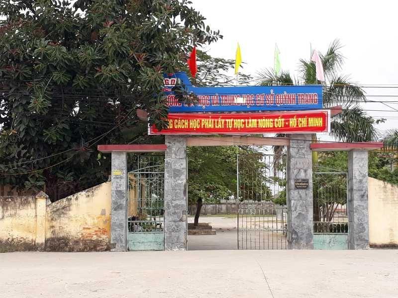 Lộ tin nhắn thầy giáo Thái Bình bị tố gạ tình học sinh cũ-1