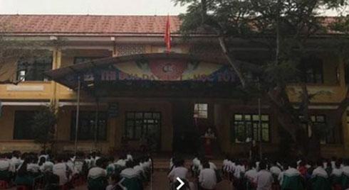 Nghi vấn nữ sinh lớp 6 bị bảo vệ trường học hiếp dâm ngay tại khuôn viên trường vào buổi tối