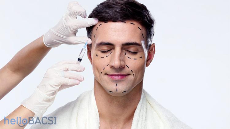 Các loại phẫu thuật thẩm mỹ nam phổ biến nhất hiện nay-1