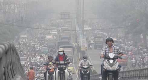 Ô nhiễm không khí có thể gây rụng tóc, hói đầu