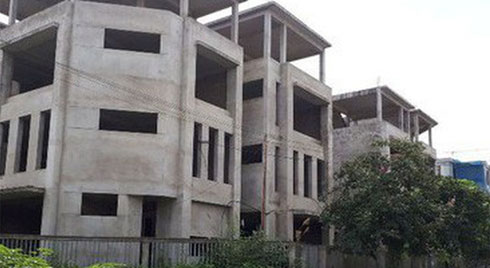 Biệt thự, liền kề ở Hà Nội có giá gần 100 triệu đồng/m2