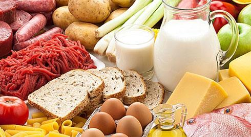 Những thực phẩm quen thuộc chống loãng xương