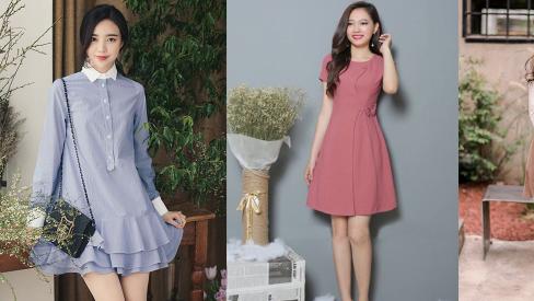 Cách chọn váy thu đông theo dáng người chuẩn nhất