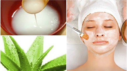 Làm đẹp từ nha đam giúp da hoàn toàn sạch mụn, mịn màng và tươi trẻ
