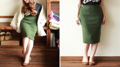 Gợi ý những kiểu chân váy len nhẹ nhàng cho bạn trở nên xinh xắn hơn