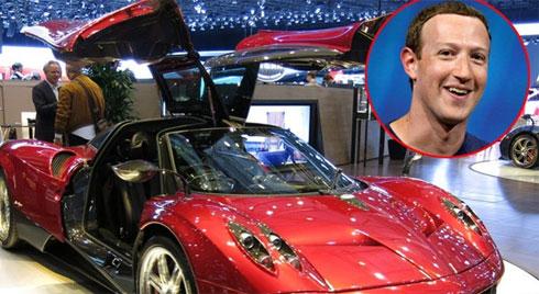 14 siêu xe đắt tiền của các tỷ phú, người nổi tiếng