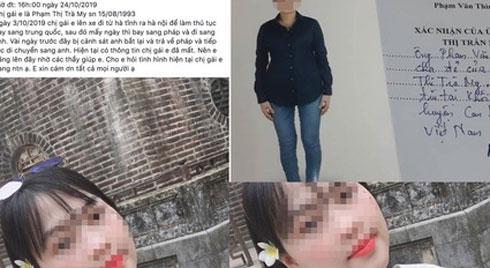 Người cha ở Hà Tĩnh trình báo nghi con gái là một trong số 39 người chết trong thùng xe container ở Anh