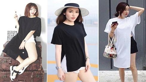 Thời trang xẻ tà sẽ hot nhất thu đông năm nay