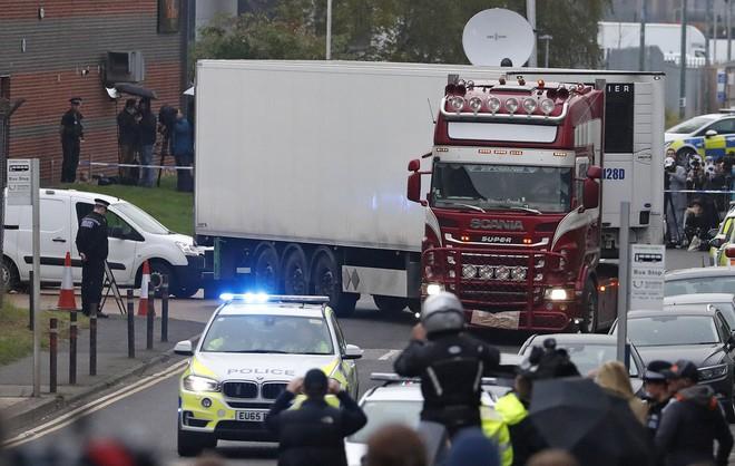 Cảnh sát Essex: Những nạn nhân chết trong container là người Việt Nam-1