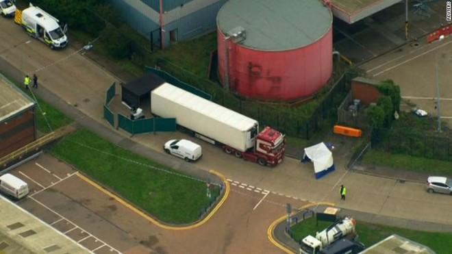 Cảnh sát Essex: Những nạn nhân chết trong container là người Việt Nam-2